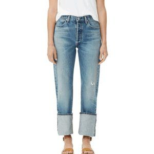 Citizens of Humanity - Reese Cuffed Jeans